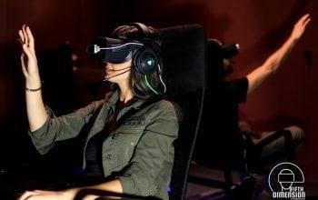 Experiență VR, în cel mai nou escape room din București