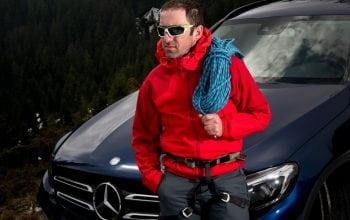 Mercedes-Benz susține expediția lui Horia Colibășanu pe Everest