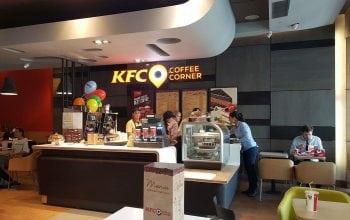 KFC deschide primul Coffee Corner în România