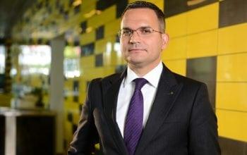 Omer Tetik, CEO, Banca Transilvania