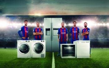 Beko trimite fanii pe Camp Nou