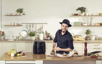 Cum să gătești sănătos… cu aer