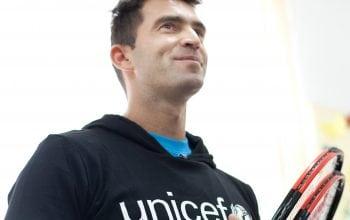 Horia Tecău, ambasador UNICEF în România