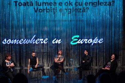 Artists Talk, la ARCUB