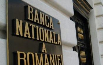 BNR menține dobânda de politică monetară