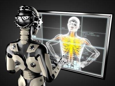 Ați accepta să vă opereze un robot?