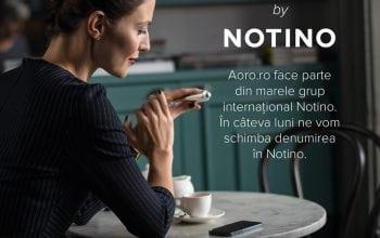 Aoro devine Notino