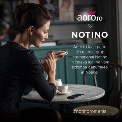 Aoro by Notino, prima companie care introduce serviciul Collect Point