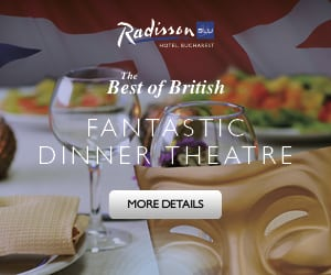 The Best of British Fantastic Dinner Theatre