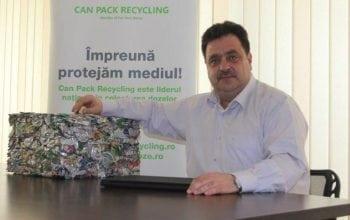 Cum putem recicla mai multe doze de aluminiu?