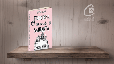 Răzvan Exarhu își lansează prima carte