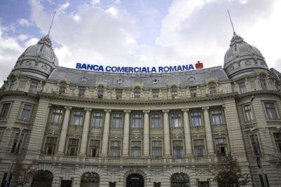 BCR, profit net de 196 milioane lei în T1