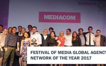 MediaCom, rețeaua anului la Festival of Media Global Awards