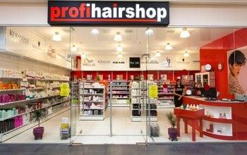 Profihairshop, vânzări de 1,5 milioane euro în trei luni
