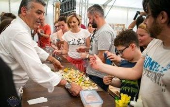 Bucharest Food Festival, a ajuns la a doua ediție