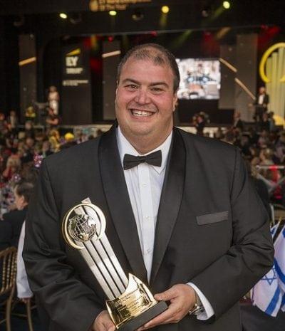 Murad Al-Katib, EY World Entrepreneur Of The Year