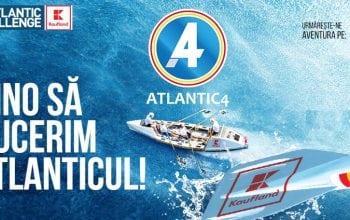 O echipă de români va traversa Marea Neagră într-o ambarcațiune cu vâsle