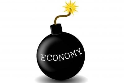 Economia în picaj