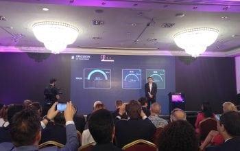 Telekom România&Ericsson, prima demonstrație 5G din Europa de Sud-Est