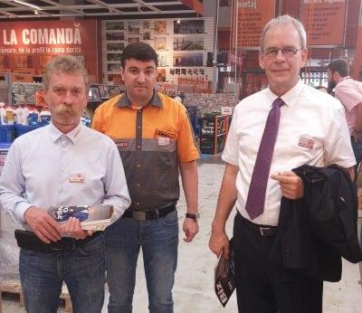 Hornbach deschide un magazin online