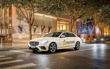 Clever Taxi achiziționată de mytaxi