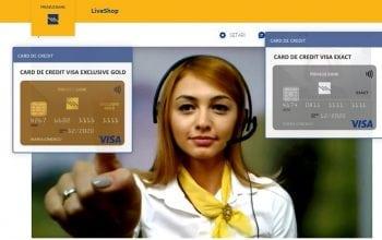 Piraeus Bank vinde credite printr-un serviciu online audio-video