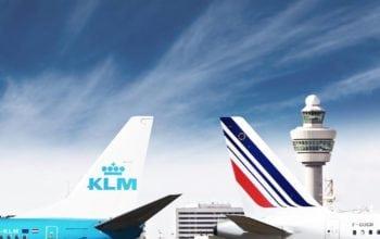 Consolidare strategică pentru Air France-KLM