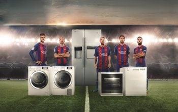 Beko continuă parteneriatul global cu FB Barcelona
