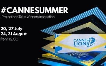 #CanneSummer, în iulie și august