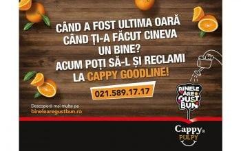 Cappy lansează agenția de știri pozitive din România