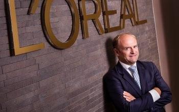 Gilles Antoine, L'Oréal România: estimăm o creștere de două cifre