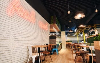 Kaufland deschide prima sa zonă de Food Court