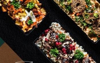 Calif  prezintă cel mai nou concept de fast-food,  prin restaurantul Condimental