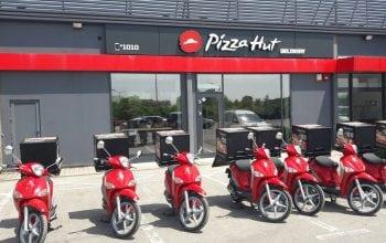 Pizza Hut Delivery – investiție de 200.000 de euro  într-o nouă unitate