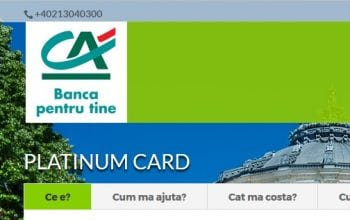 Card contactless în valute multiple