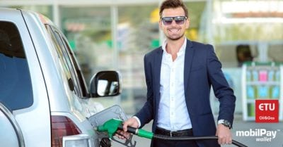 Plăţi în Bitcoin, în benzinării