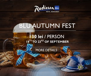 Radisson - Blu Autumn Fest