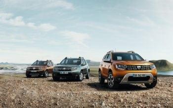 Cum arată noua Dacia Duster – Galerie Foto