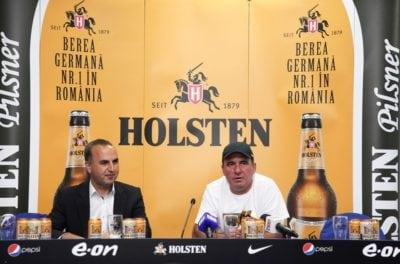 Holsten, partener al FC Viitorul Constanța