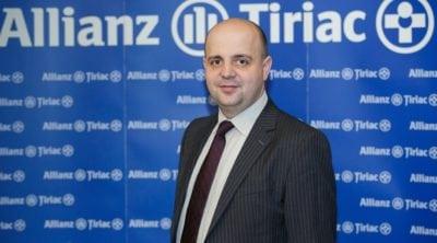 Allianz-Ţiriac, creștere de aproape 8% în T2