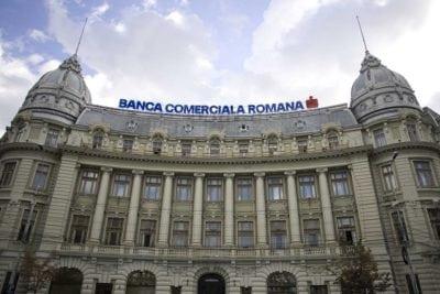 BCR, profit net de 305 milioane lei