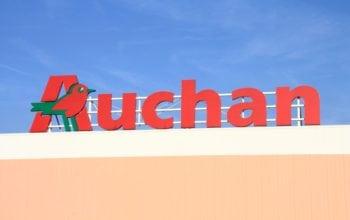 Auchan deschide primul supermarket din România
