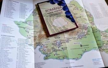 CrameRomania.ro lansează Harta viticolă a României