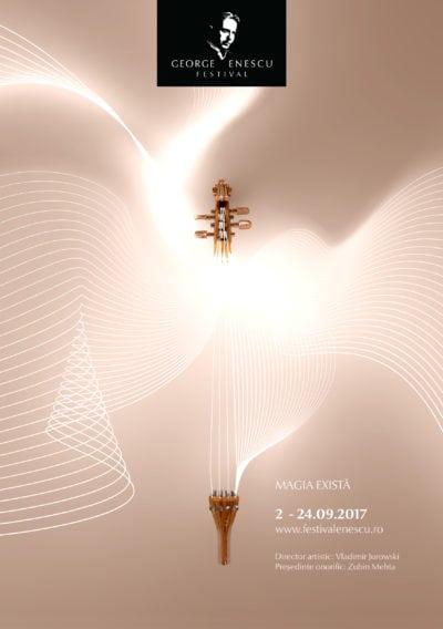 Superstaruri ale muzicii clasice prezente în premieră la Festivalul Enescu 2017
