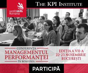 Conferinta Managementul Performantei in Romania 2017