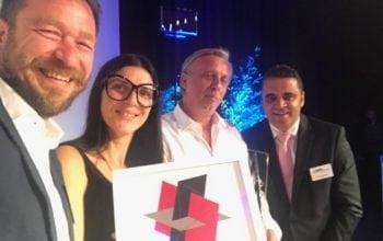 """Grivița 53 a câștigat """"Acknowledgement Prize 2017"""""""