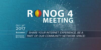 RONOG 4 reunește reprezentanții operatorilor de internet și telecomunicații