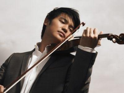 Violonistul Ray Chen vine la Festivalul Enescu pe 12 septembrie