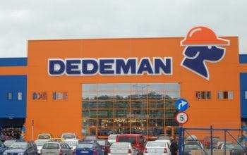 Dedeman, investiții de 10 mil. euro în magazinul din Turda