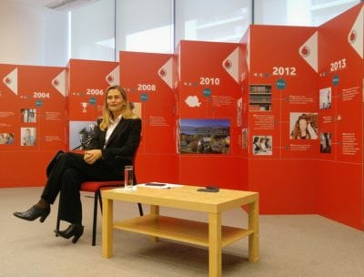 Big Data și Digital, între prioritățile noului CEO Vodafone România, Murielle Lorilloux